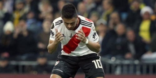 "(OFICIAL) Gonzalo ""Pity"" Martínez saldrá de River"