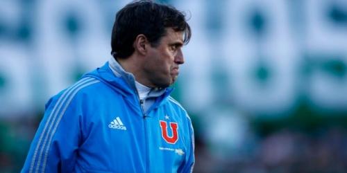 (OFICIAL) Guillermo Hoyos dejó de ser el entrenador de Universidad de Chile