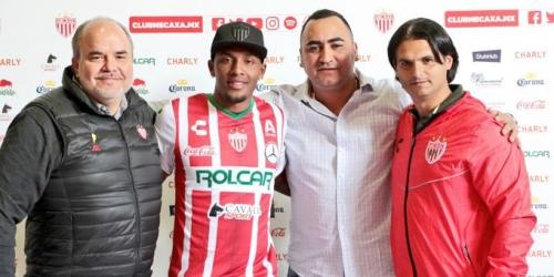 (OFICIAL) Gustavo Culma es nuevo jugador del Necaxa