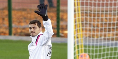 OFICIAL: Iker Casillas se va del Real Madrid