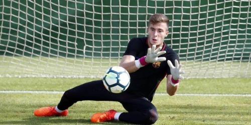 (OFICIAL) Iñaki Peña seguirá en el FC Barcelona