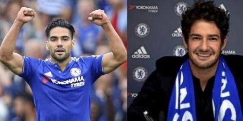 (OFICIAL) Inglaterra, el Chelsea confirmó el destino de los sudamericanos Falcao y Pato