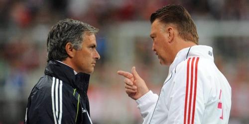 (OFICIAL) Inglaterra, el Manchester United destituye a Van Gaal