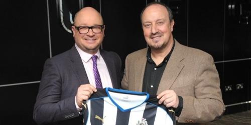 (OFICIAL) Inglaterra, Rafa Benítez es el nuevo entrenador del Newcastle