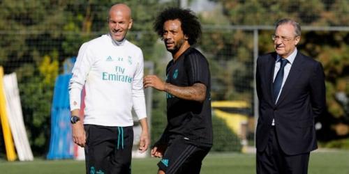 (OFICIAL) Inquietud en el Real Madrid