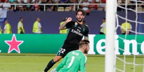 (OFICIAL) Isco renueva con el Real Madrid por cinco temporadas más