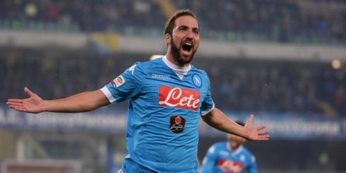 (OFICIAL) Italia, Higuaín no renovará con el Napoli y comenzaron las ofertas