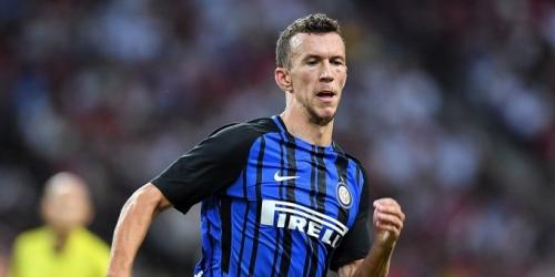 (OFICIAL) Ivan Perisic renueva con el Inter de Milán