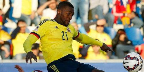 OFICIAL: Jackson Martínez fichó por el Atlético Madrid