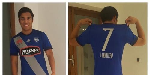 (OFICIAL) Jefferson Montero estará en Copa Libertadores con Emelec