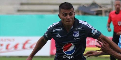 (OFICIAL) Jhon Duque jugará en Millonarios hasta el 2020