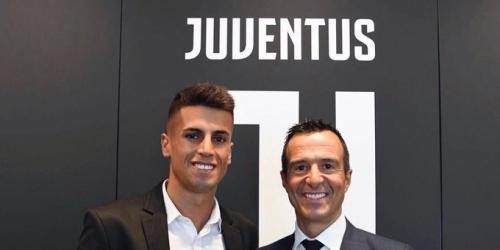 (OFICIAL) Joao Cancelo es nuevo jugador de la Juventus