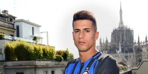 (OFICIAL) Joao Cancelo, nuevo jugador del Inter de Milán