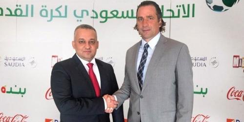 (OFICIAL) Juan Antonio Pizzi nuevo entrenador de Arabia Saudí