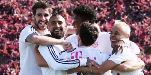 (OFICIAL) Juup Heynckes asegura que Arturo Vidal no saldrá del Bayern Munich