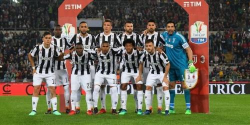 (OFICIAL) Juventus campeón de la Copa Italia