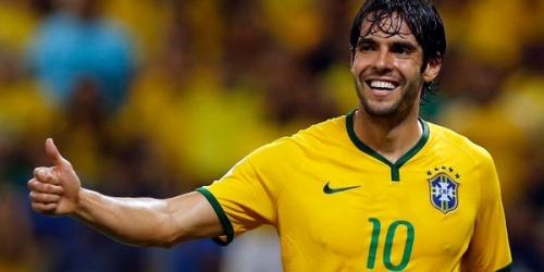(OFICIAL) Kaká será la estrella de Barcelona Sporting Club para la Noche Amarilla