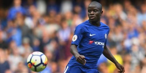 (OFICIAL) Kanté se queda en el Chelsea