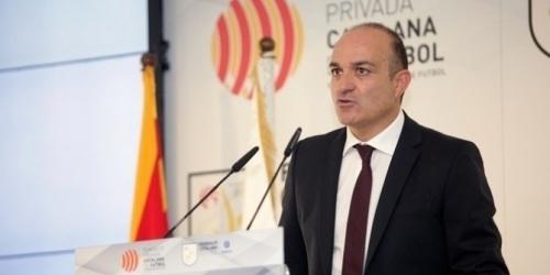 (OFICIAL) La Federación Catalana de Fútbol suspende los partidos a partir de las dos de la tarde