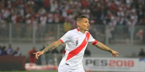 (OFICIAL) La FIFA reduce la sanción a Paolo Guerrero y si jugará el Mundial de Rusia 2018