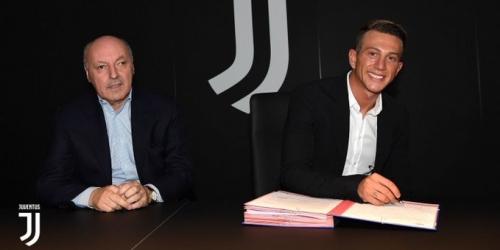 (OFICIAL) La Juventus sigue reforzándose para ir en busca de la Champions