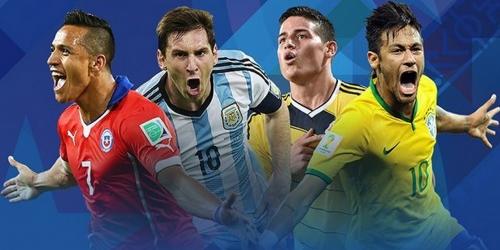 OFICIAL: Las nóminas de las 12 selecciones de la Copa América