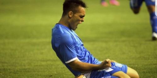 (OFICIAL) Lautaro estaría a un paso de la Serie A