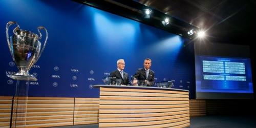 (OFICIAL) Lista la fase de grupos de la UEFA Champions League