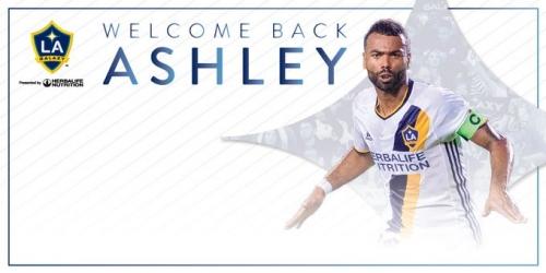 (OFICIAL) Los Ángeles Galaxy vuelven a fichar a Ashley Cole