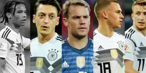 (OFICIAL) Löw confirmó lista de Alemania sin Sané