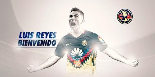 (OFICIAL) Luis Reyes, primer refuerzo del América