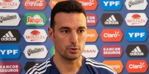 (OFICIAL) Luis Scaloni dio a conocer la lista de los convocados para enfrenar a Guatemala y Colombia