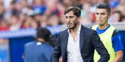 (OFICIAL) Luis Zubeldia es destituido como técnico del Alavés