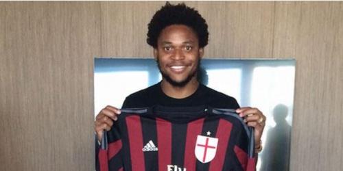 OFICIAL: Luiz Adriano firmó con el Milan