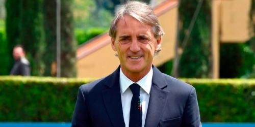 (OFICIAL) Mancini anunció la lista de convocados de la selección de Italia con muchas novedades