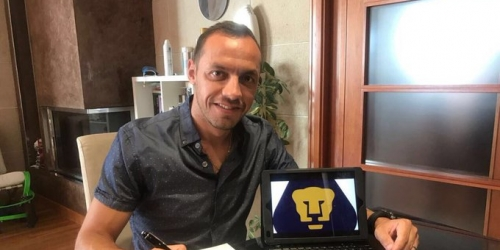 (OFICIAL) Marcelo Díaz llega al fútbol azteca