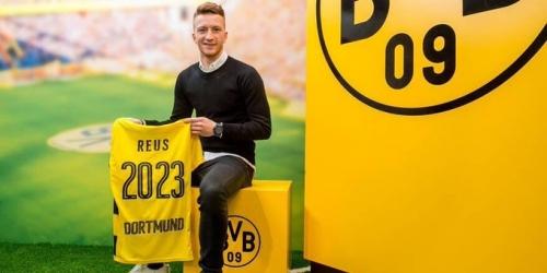 (OFICIAL) Marco Reus reafirma su condición con el Dortmund