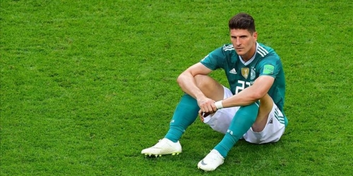 (OFICIAL) Mario Gómez le dice adiós a la selección de Alemania