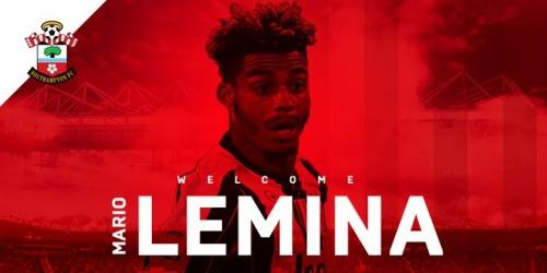 (OFICIAL) Mario Lemina es el nuevo jugador del Southampton