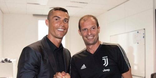 (OFICIAL) Massimiliano Allegri da por cerrado el mercado de la Juventus de Turín