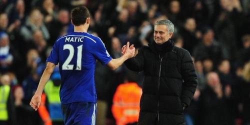 (OFICIAL) Matic, nuevo jugador del Manchester United