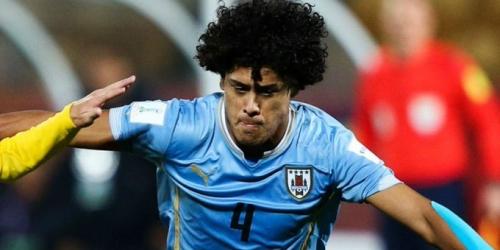 (OFICIAL) Mauricio Lemos a la selección de Uruguay