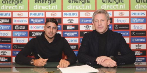(OFICIAL) Maximiliano Romero firma por el PSV