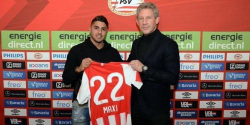 (OFICIAL) Maximiliano Romero nuevo jugador del PSV