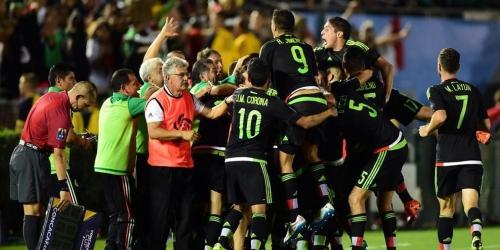 México venció a EEUU y jugará la Copa Confederaciones (VIDEO)