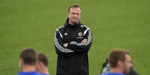 (OFICIAL) Michael 0'Neill renovó con Irlanda del Norte hasta el 2024