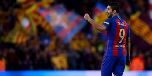 (OFICIAL) Mundo, Luis Suárez fue el goleador mundial del 2016