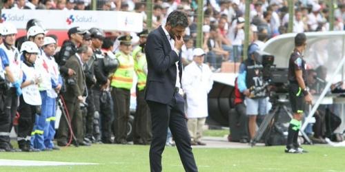 (OFICIAL) Munúa no será más el DT de Liga de Quito