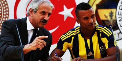 OFICIAL: Nani fue presentado en el Fenerbahçe
