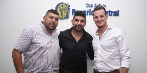 (OFICIAL) Néstor Ortigoza firmó con Rosario Central